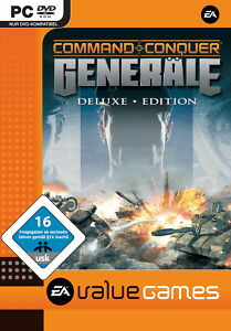 Command-amp-Conquer-Generaele-Deluxe-Edition-PC-2009-in-DVD-Box