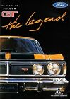 30 Years Of Falcon GT - The Legend (DVD, 2001)