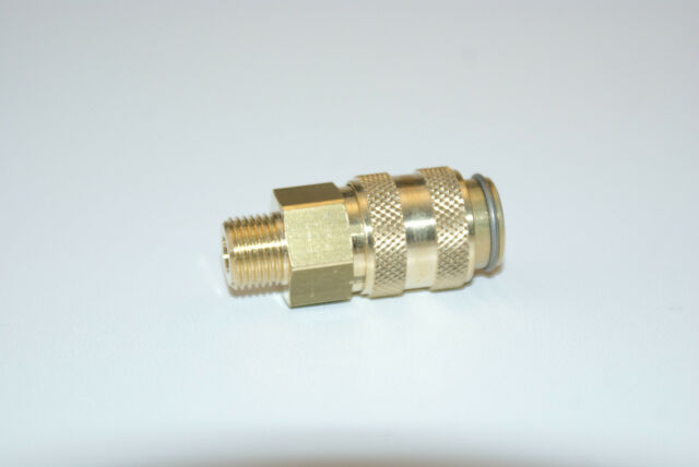 Druckluft Kupplung - Schlauchkupplung - NW 5 / DN 5 diverse Anschlüsse