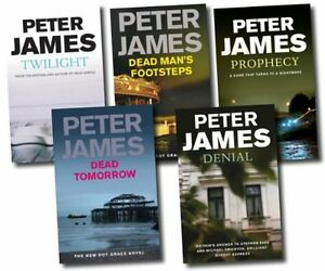 Peter-James-Collection-5-Books-Set-Pack-RRP-34-95