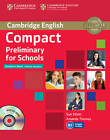 Compact Preliminary for Schools Student's Book without Answers with CD-ROM by Sue Elliott, Amanda Thomas (Mixed media product, 2013)