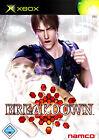 Breakdown (Microsoft Xbox, 2004, DVD-Box)