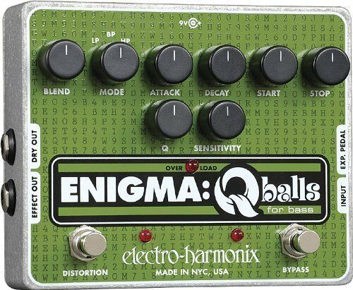 electro harmonix enigma bass guitar effect pedal for sale online ebay