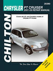 Repair Manual Chilton 20390 fits 01-10 Chrysler PT Cruiser