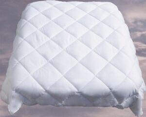 Aloe Vera Fiber White Down Alternative Comforter Duvet