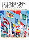 International Business Law by Ray A. August, Michael B. Bixby, Don Mayer (Paperback, 2012)