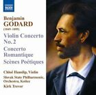 Benjamin Godard - Godard: Violin Concerto No. 2; Concerto Romantique: Scènes Poétiques (2008)