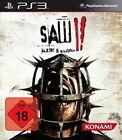 Saw II: Flesh And Blood (Sony PlayStation 3, 2010)