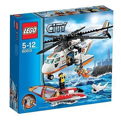 Lego City Coast Guard Helicopter 60013 Ebay