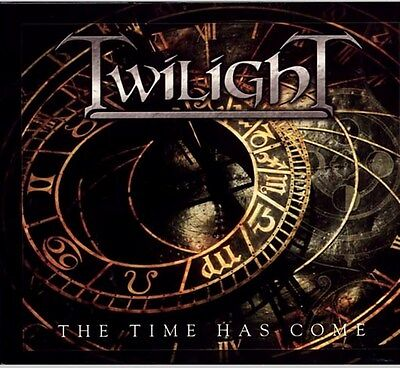 TWILIGHT THE TIME HAS COME SEALED CD NEW