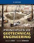 Principles of Geotechnical Engineering by Khaled Sobhan, Braja M. Das (Paperback, 2013)