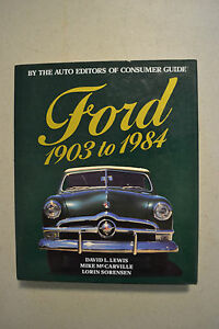 Ford-1903-1984-1984-Hardcover