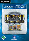 Heroes Of Might And Magic III Complete (PC, 2004, DVD-Box)