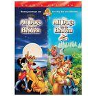 All Dogs Go to Heaven/All Dogs Go to Heaven 2 (DVD, 2006, 2-Disc Set, Double Feature)