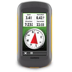 GARMIN-Montana-600-Handheld-Touchscreen-GPS-Receiver-010-00924-00