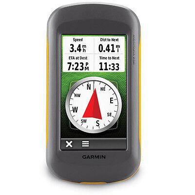 GARMIN Montana 600 Handheld Touchscreen GPS Receiver 010-00924-00