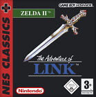 The Legend Of Zelda II - The Adventure Of Link (Nintendo Game Boy Advance, 2005)