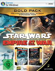 Star Wars: Empire At War - Gold Pack (PC, 2009, DVD-Box)
