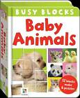 Baby Animals by Hinkler Books PTY Ltd (Board book, 2012)