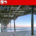 Alban Berg - Berg: Violin Concerto; Three Orchestral Pieces, Op. 6 (2010)