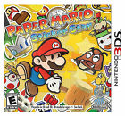 Paper Mario: Sticker Star (Nintendo 3DS, 2012)