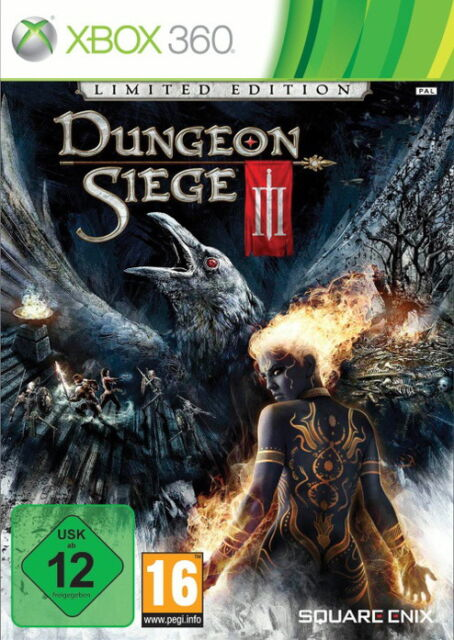 Dungeon Siege III - Limited Edition (X-Box360)