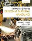 Manufacturing Facilities Design & Material Handling by Matthew P. Stephens, Fred E. Meyers (Hardback, 2013)