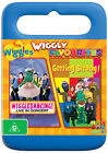 The Wiggles - Wiggledancing - Live In Concert / Getting Strong (DVD, 2013)