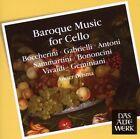 Baroque Music for Cello (2008)