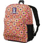 Wildkin Kaleidoscope Crackerjack Backpack - Multicolor