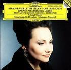 Richard Strauss: Vier Letzte Lieder; Wagner: Wesendonck-Lieder (1994)