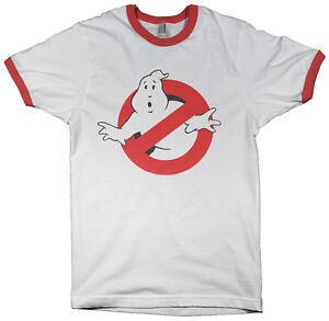 Ghostbusters 80s Logo T Shirt Vintage Retro Style 80 39 S