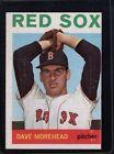1964 Topps Dave Morehead #376 Baseball Card