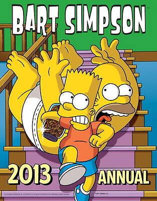 Bart Simpson - Annual 2013 (Annuals 2013),Matt Groening,Excellent Book mon000013
