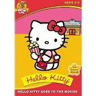 Hello Kitty Goes to the Movies (DVD, 2003)