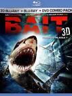 Bait (Blu-ray/DVD, 2012, 2-Disc Set, 3D)