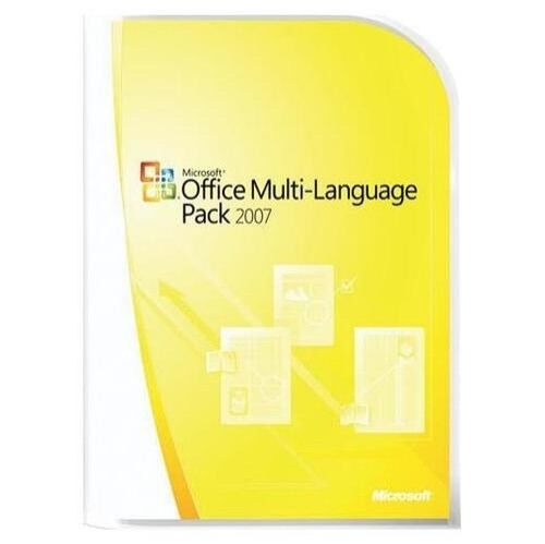 Microsoft Office 2007 Multi-Language Pack (Retail (License + Media)) (1  Computer/s) - Full Version for Windows 79H-00001 for sale online | eBay