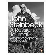 A-RUSSIAN-JOURNAL-BY-STEINBECK-JOHN-AUTHOR-PAPERBACK-Steinbeck-John-Used