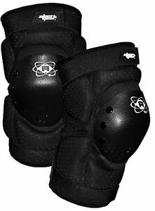 Atom Armor Elite 2.0 Knee Pads - Roller Derby Skate Gear