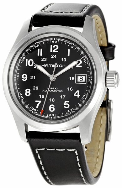 Hamilton Khaki Field Auto 38mm H70455733 Wrist Watch For Men Ebay