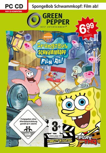 spongebob schwammkopf film ab