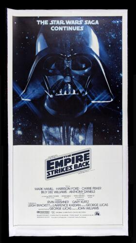 THE EMPIRE STRIKES BACK CineMasterpieces 3SH MOVIE POSTER STAR WARS DARTH VADER