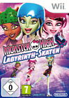 Monster High: Labyrinth-Skaten (Nintendo Wii, 2013, Keep Case)