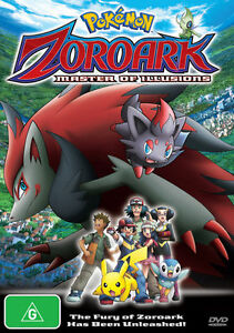 Pokemon-Pokemon-Zoroark-Master-Of-Illusions-Movie-13-DVD-2011-FREE-POST