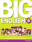 Big English 6 Student Book by Christopher Sol Cruz, Mario Herrera (Mixed media product, 2013)