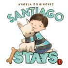 Santiago Stays by Angela Dominguez (Hardback, 2013)