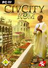 CivCity: Rom (PC, 2006, DVD-Box)
