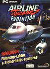 Airline Tycoon Evolution (PC, 2002, DVD-Box)
