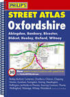 Philip's Street Atlas Oxfordshire by Octopus Publishing Group (Spiral bound, 2013)