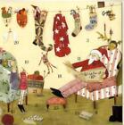 Weihnachtswünsche, Doppelkarte von Silke Leffler (2011, Kunststoff)